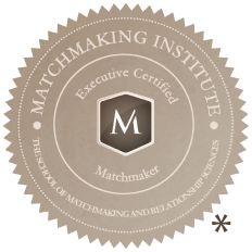 Matchmaking Institute Certified Matchmaker